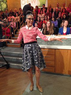 tracee ellis ross the chew carla hall wardrobe information from the chew black
