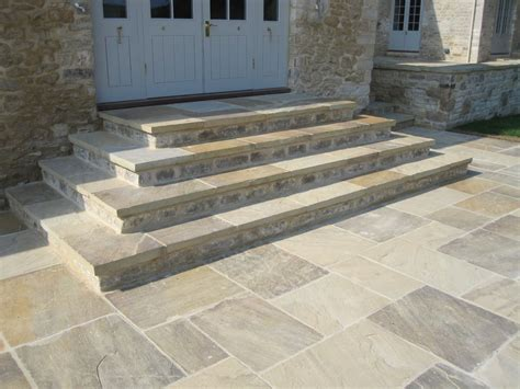 New Riven Yorkstone Paving Flags By Natural Stone Garden Paving Stones Ideas