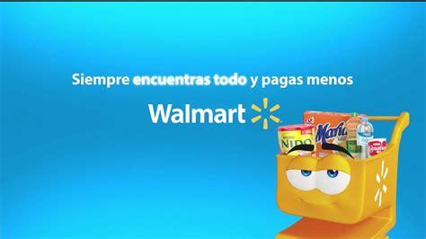 Comercial Walmart - 2018 - YouTube Walmart Slogan