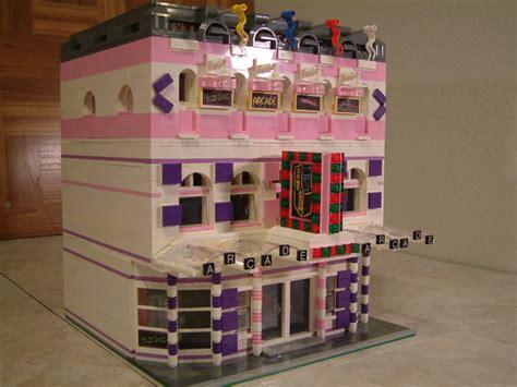 Modular Custom Lego Friends Arcade MOC   RareBrickSets.com
