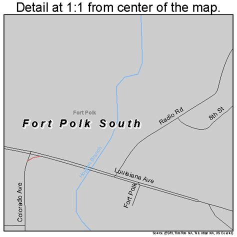 fort polk louisiana map map of fort polk army base pictures to pin on