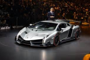 the exclusive lamborghini veneno