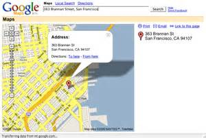 Of Address Peterme Maps Ui Some Thoughts