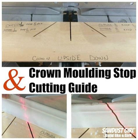 guide to custom trim molding installation be the pro crown moulding stop and cutting guide