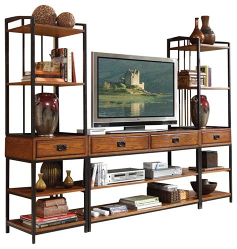 modern style entertainment center home styles modern crafts 3 gaming entertainment