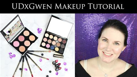 eyeshadow tutorial gwen stefani palette quick and easy makeup tutorial with the urban decay gwen