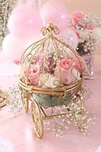cinderella carriage centerpiece the original inspired by disney s fairytale wedding