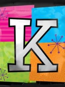 letter k mobile wallpaper mobile toones