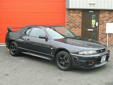 used 1995 nissan skyline r33 gtr v spec low mileage