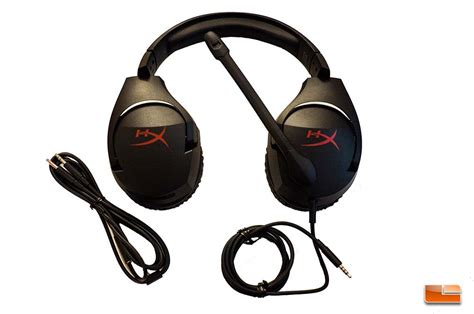 Hyperx Cloud Stinger 1 hyperx cloud stinger gaming headset review page 2 of 5