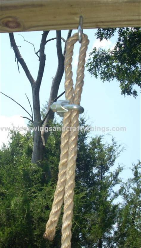hanging a tree swing hanging your wood tree swing instructions