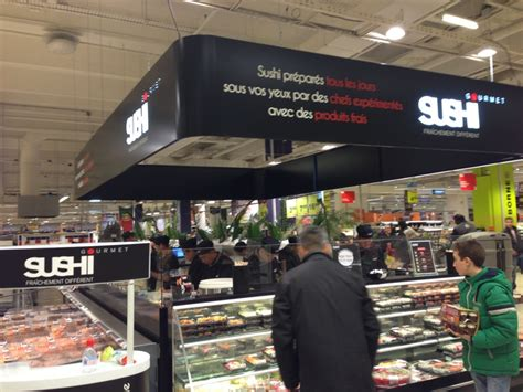 cuisine store velizy sushi corner auchan v 233 lizy 2 78 food