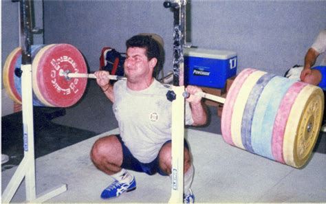 top squat bar the low bar squat is not an exercise coffee s gym