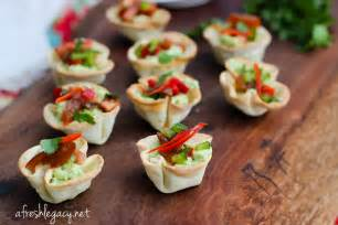 easy finger food