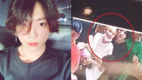 big hit entertainment bantah kabar jungkook bts pacaran