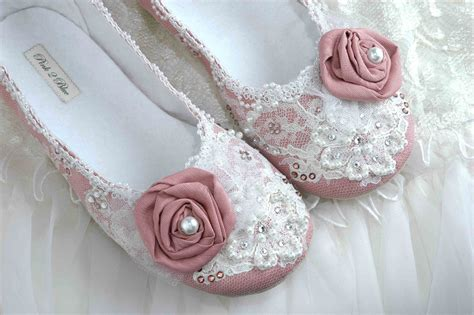 lace slippers for wedding newly designed collection of pearl lace flat wedding