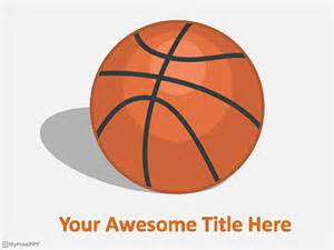 free basketball templates free sports powerpoint templates themes ppt