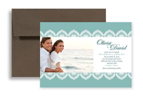 customizable invitation templates custom photos templates wedding invitation design 7x5 in