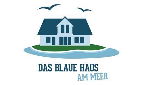 haus logo ulrich webdesign berlin das blaue haus am meer