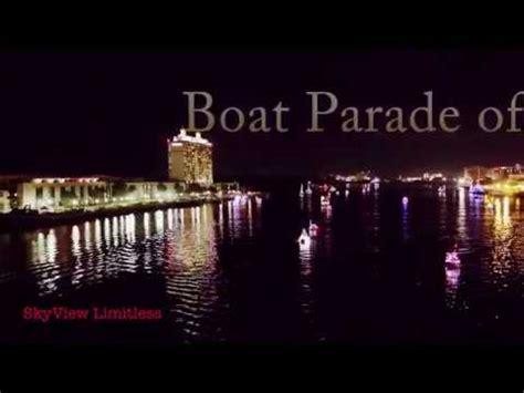 savannah boat parade of lights 2017 boat parade of lights 2017 youtube