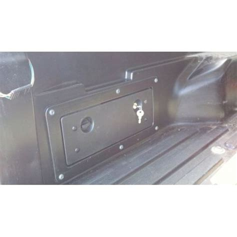 tacoma bed storage pop lock pl5220 toyota tacoma 2005 up bed storage lock ebay