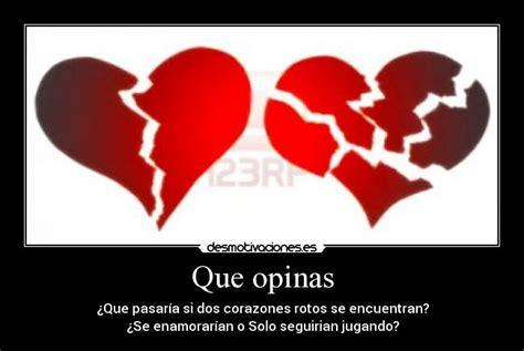 imagenes de corazones sanos corazones rotos para compartir en facebook con frases love