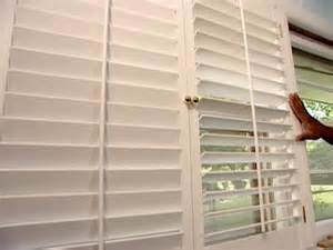 how to install plantation blinds how to install plantation shutters how tos diy
