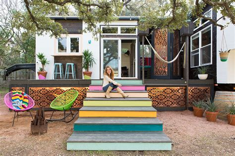 tiny homes austin tiny house in austin by kim lewis lonny