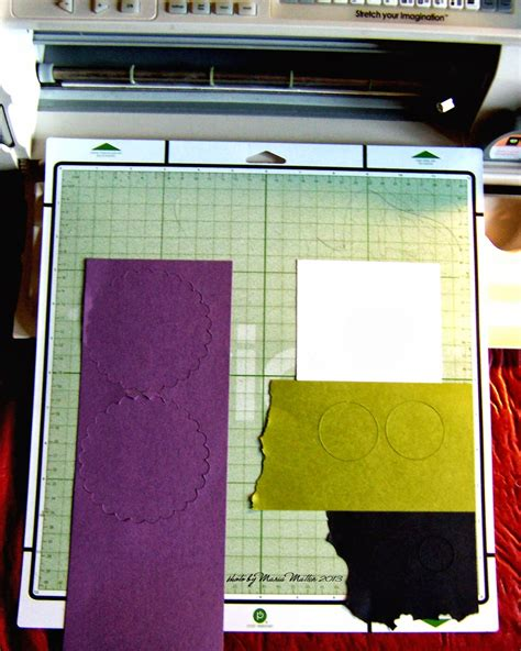 cricut craft room basics five simple things one eyed purple eater bags
