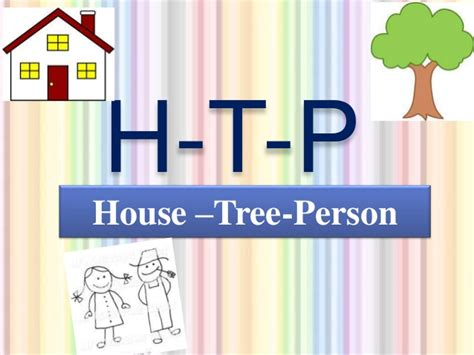 house tree person h t p house tree person
