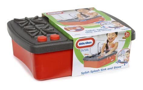 tikes splish splash sink stove tikes splish splash kitchen sink and stove best