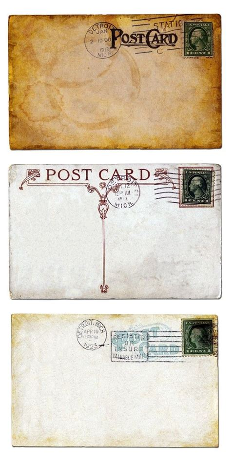 printable french postcards 1000 images about vintage postcards on pinterest