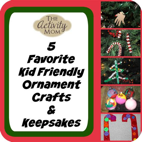 kid friendly christmas crafts the activity kid friendly ornament crafts the activity