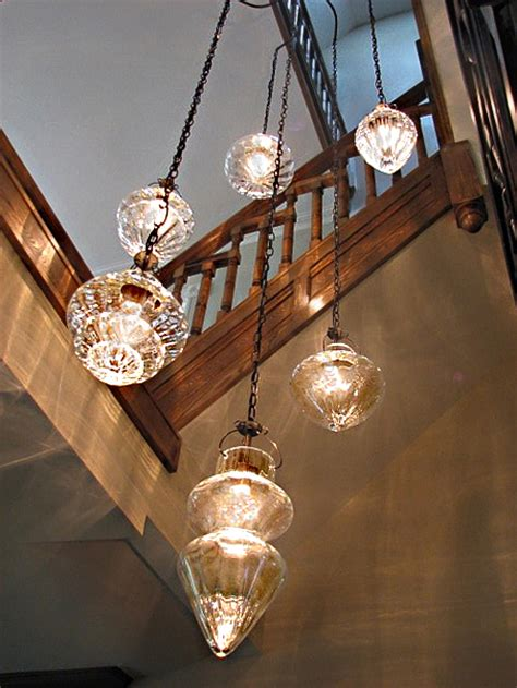 Stairwell Pendant Lights How Do I Design For Cx Lighting In My Home Cx Design