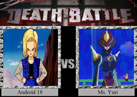 Ms Yuri 4 android 18 vs ms yuri by jasonpictures on deviantart