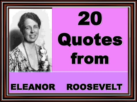 quotations of eleanor roosevelt books quotes about secrets