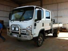 Isuzu 4x4 Trucks For Sale Truck For Sale Qld Isuzu Nps 300 4x4 Truck