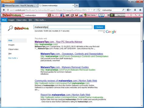 Md Search Website Remove Mario Forever Toolbar Uninstall Guide