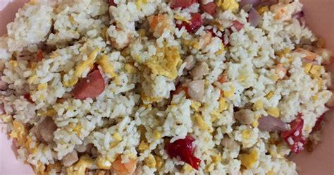Nasi Babi Cabe Hijau nasi goreng babi 41 resep cookpad
