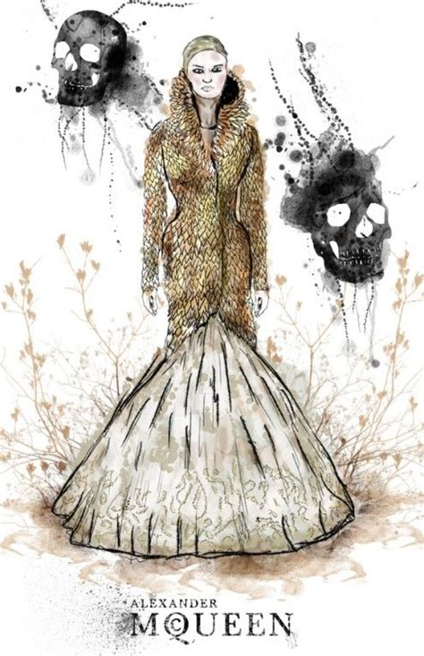 fashion illustration mcqueen 310 best images about fashion illustration