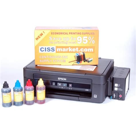 Printer Epson L220 Surabaya epson l220 ciss all in one printer cissmarket