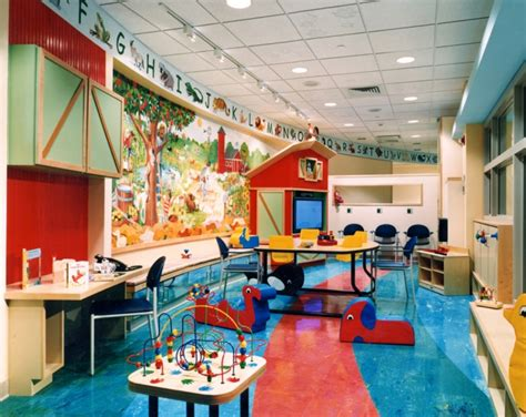montefiore hospital emergency room children s hospital at montefiore ny patient centered design interiors and room