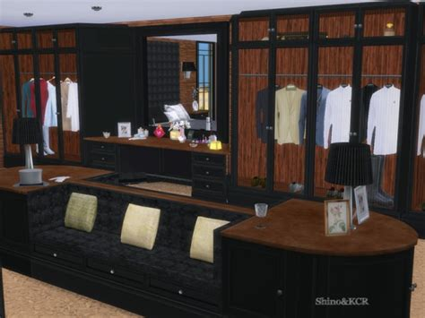 Sims 3 Closet by The Sims Resource Bedroom Closet Clivec By Shinokcr