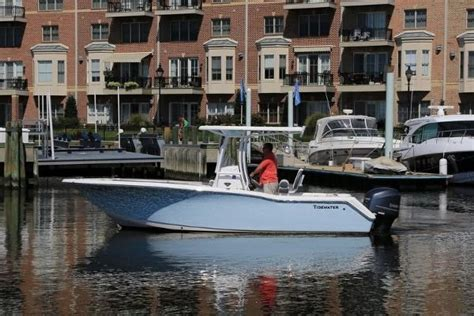 used tidewater boats for sale in maryland tidewater 23 center console 2015 used boat for sale in