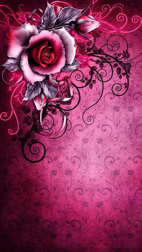wallpaper gothic girly gothic beautiful rose iphone wallpaper http htctokok