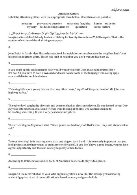 College Application Essay Attention Getter attention getter for research paper 28 images college essays college application essays