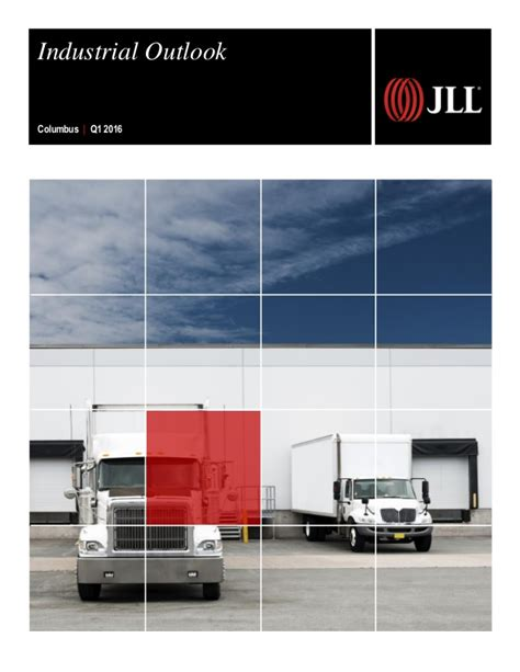 Jll Search Jll Columbus Industrial Outlook Q1 2016