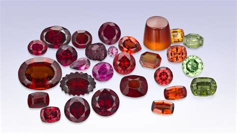 garnet colors garnet gemstone garnet