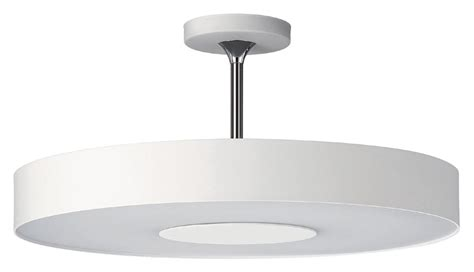 Modern Ceiling Light Fixtures Philips 302063148 Discus Modern White Finish 7 75 Quot Ceiling Light Fixture Phi 302063148
