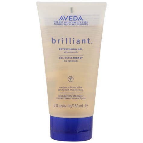 aveda hair gel men gel texturizante brilliant de aveda 150 ml env 237 o
